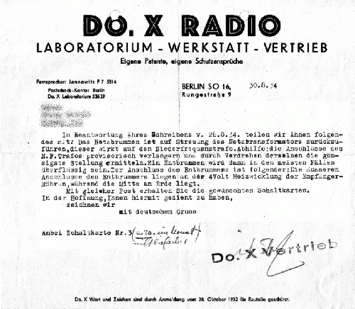 DO.X-Radio, Berlin